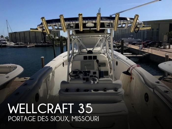 2002 Wellcraft 35 Scarab Sport Photo 1 sur 20