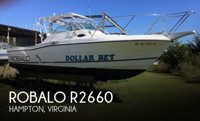 1988 Robalo R2660 Photo 1 of 20