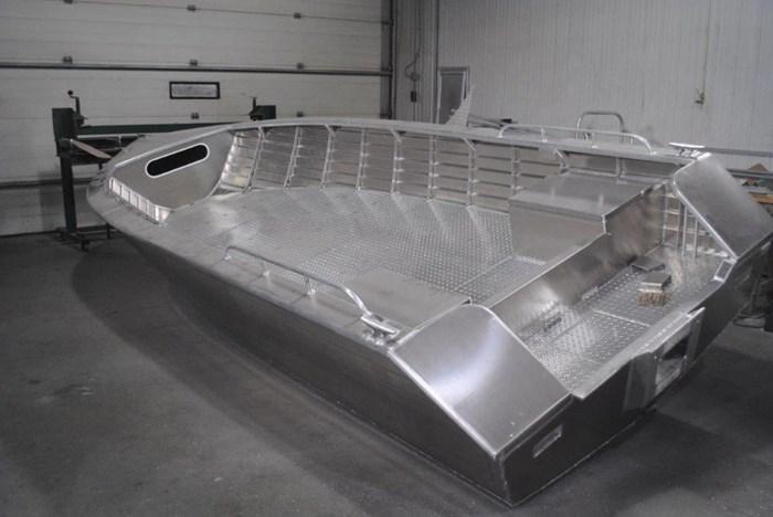 2020 Aluminum Tiller Boat Photo 1 sur 2