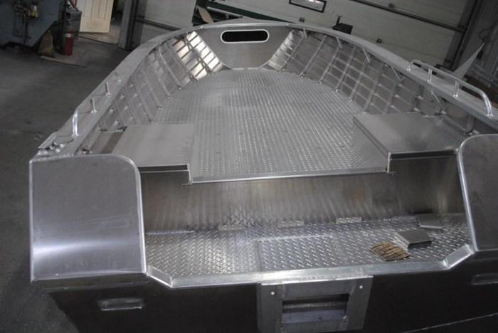 2020 Aluminum Tiller Boat Photo 2 sur 2