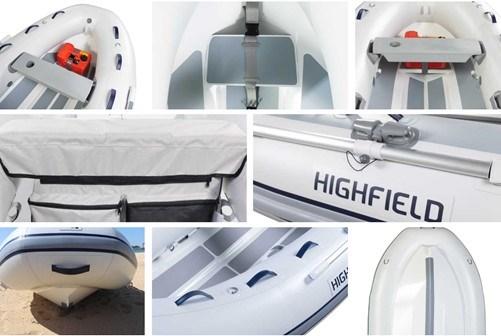 2021 Highfield Ultralite 310 Photo 9 sur 9