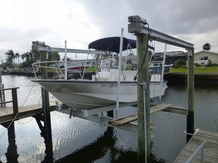 Boston Whaler 170 Montauk 2012 Used Boat for Sale in New Port Richey,  Florida - BoatDealers ca