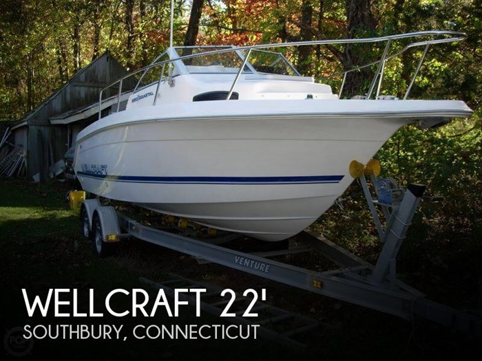 1997 Wellcraft 220 Coastal Photo 1 sur 20