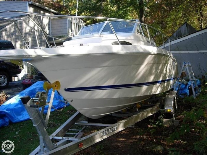 1997 Wellcraft 220 Coastal Photo 2 sur 20