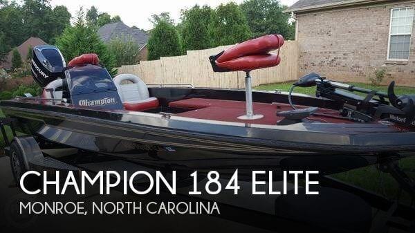 1991 Champion 184 Elite Photo 1 sur 20