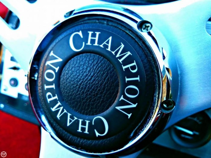1991 Champion 184 Elite Photo 3 sur 20