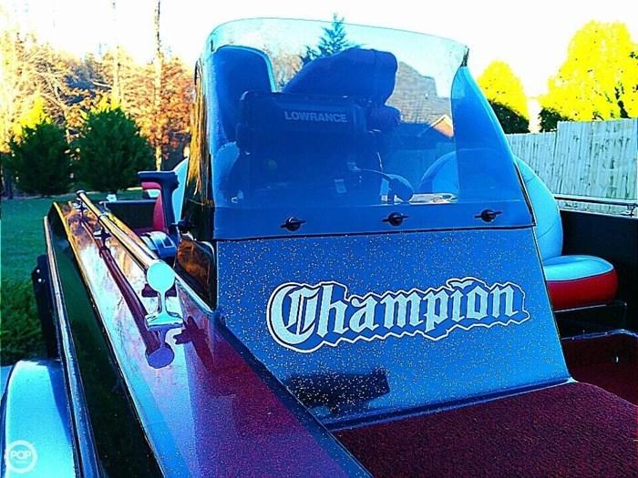 1991 Champion 184 Elite Photo 7 sur 20