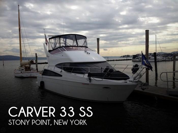 2006 Carver 33 SS Photo 1 sur 20
