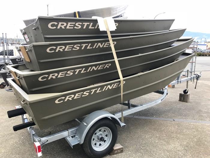 2019 Crestliner 1448MT CR JON Photo 7 sur 9