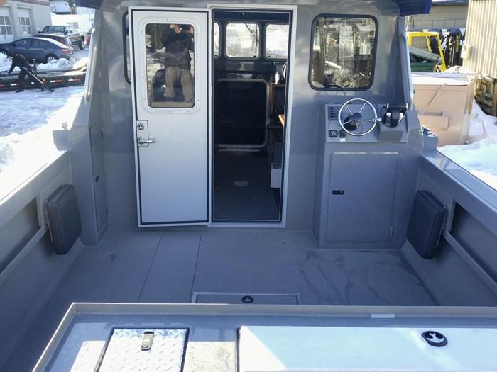 2017 RH Aluminum Boats 30' Sea Hawk Offshore XL Photo 5 of 17