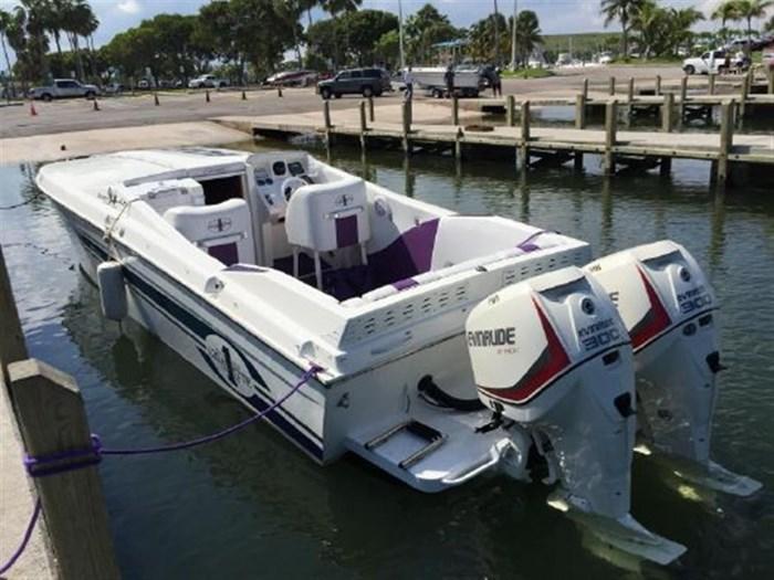 Cigarette Bullet 1988 Used Boat For Sale In Cutler Bay Florida