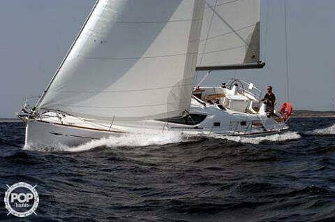 2007 Jeanneau Sun Odyssey DS Photo 4 of 20