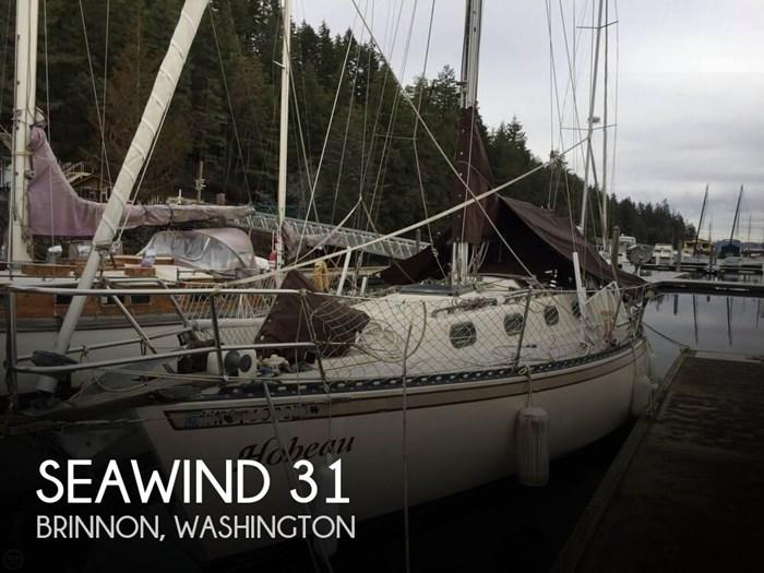 1981 SeaWind 31 Photo 1 sur 20
