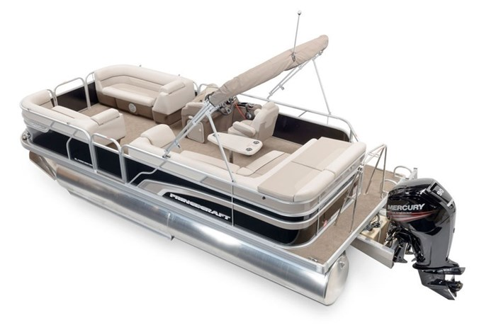 2017 Princecraft Vectra 21LT 60HP Photo 3 of 5