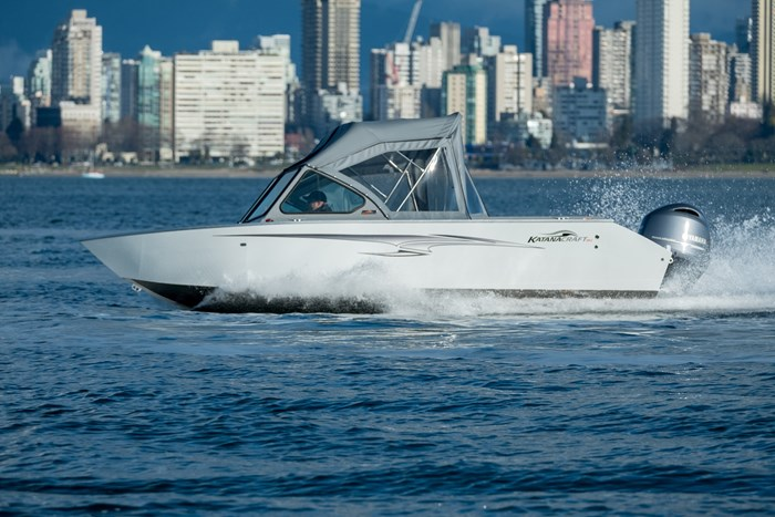 Aluminum Boats For Sale Bc >> Katanacraft Riptide 2019 New Boat For Sale In Langley British