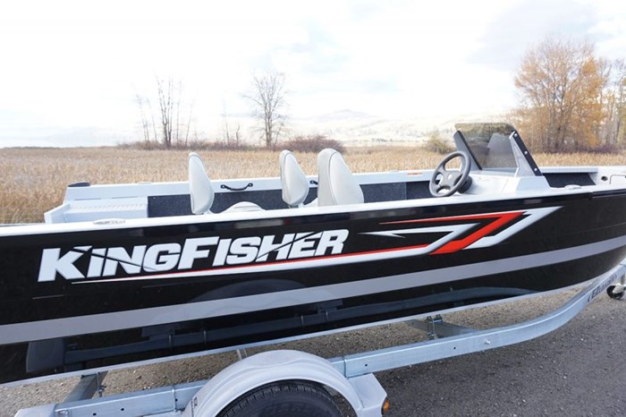 KingFisher Warrior Side Console 2019 New Boat for Sale in Port