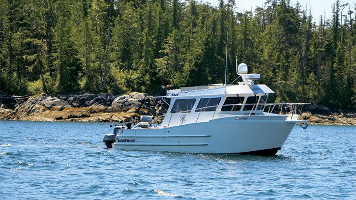 2020 KingFisher 3325 Offshore Photo 1 of 6
