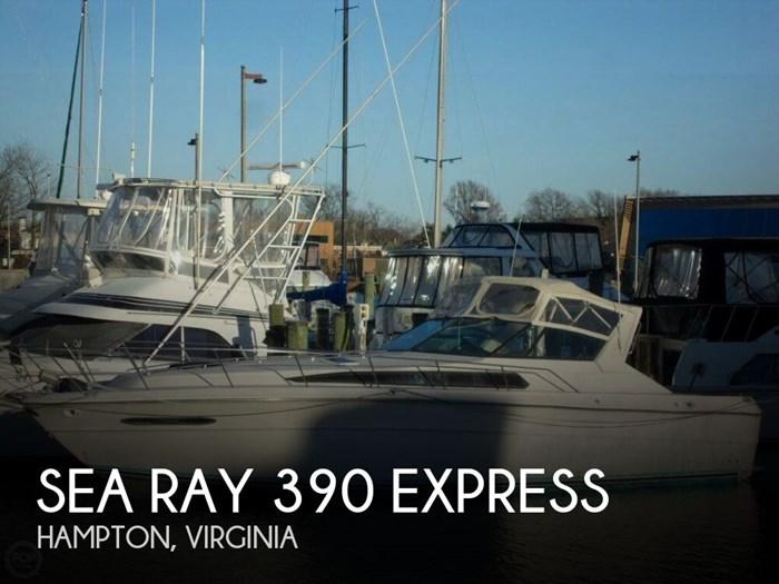 1986 Sea Ray 390 Express Photo 1 of 20