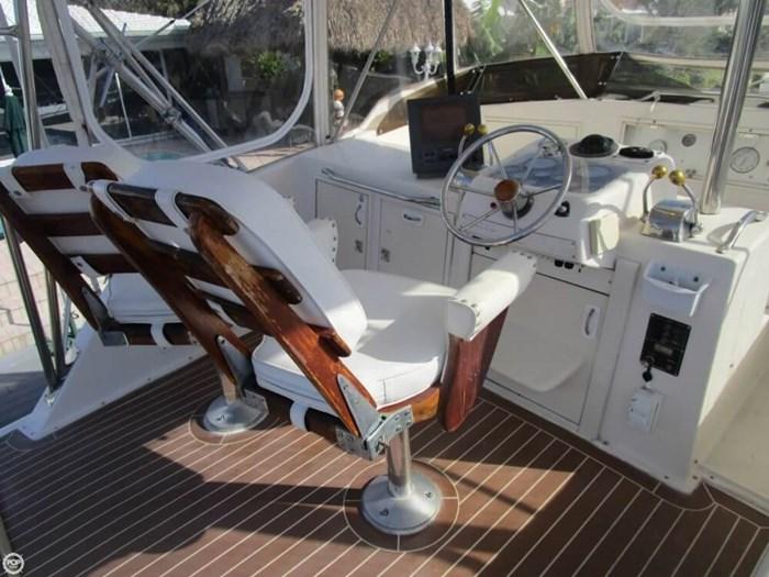 1983 Ocean Yachts 46 Super Sport Photo 8 sur 20