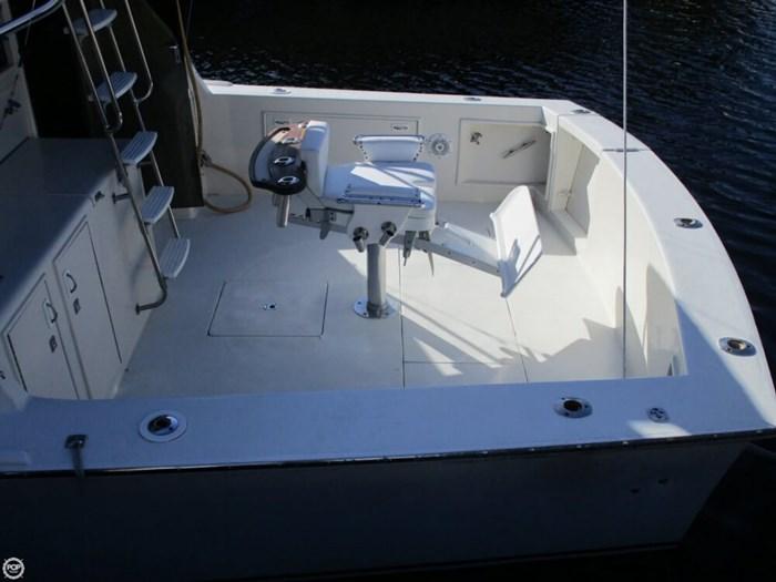 1983 Ocean Yachts 46 Super Sport Photo 13 sur 20