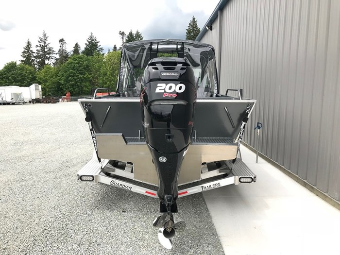 2021 Rogue Jet Boatworks Coastal 21 Outboard Model Photo 7 of 101