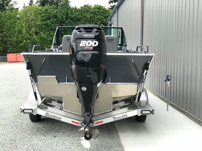 2021 Rogue Jet Boatworks Coastal 21 Outboard Model Photo 19 of 101