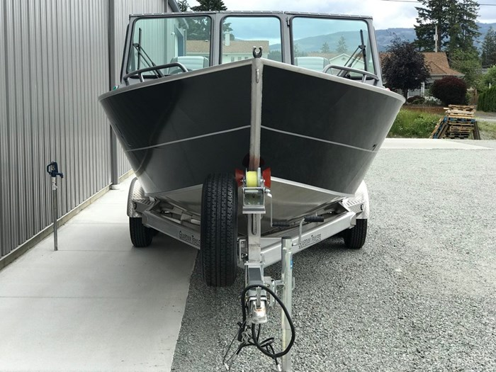 2021 Rogue Jet Boatworks Coastal 21 Outboard Model Photo 25 of 101