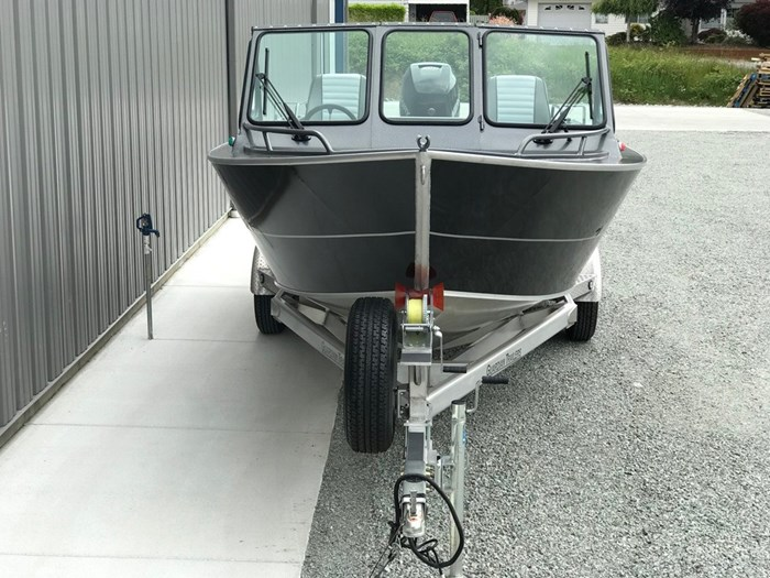 2021 Rogue Jet Boatworks Coastal 21 Outboard Model Photo 24 of 101