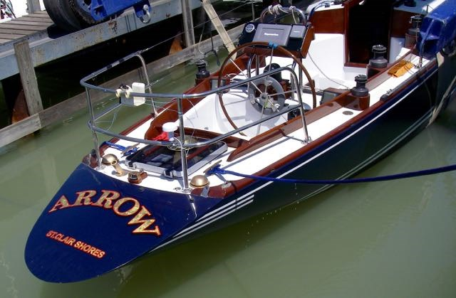 "1987 Wiggers Marine Custom Built ""R"" Boat Photo 1 sur 14"