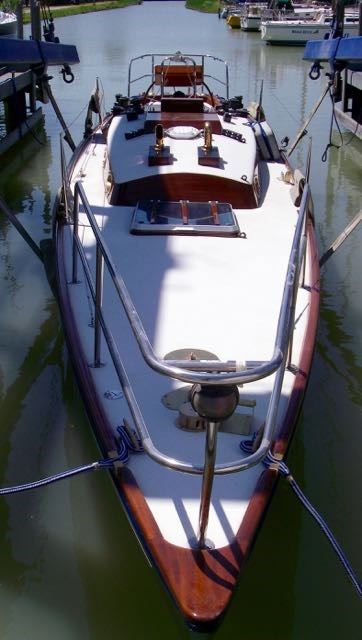 "1987 Wiggers Marine Custom Built ""R"" Boat Photo 2 sur 14"