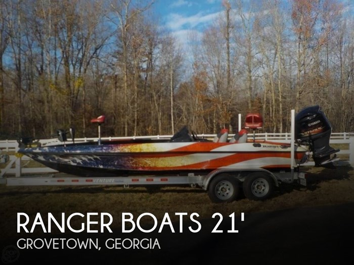 2011 Ranger Z521 Comanche Photo 1 of 20