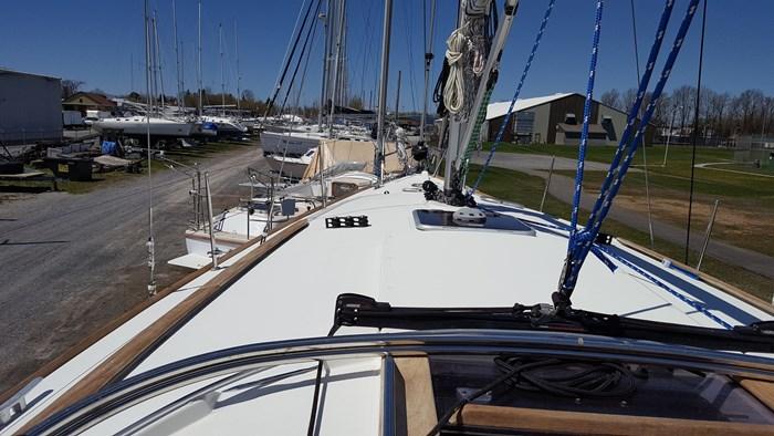 2009 Jeanneau Sun Odyssey 39i Photo 5 sur 55