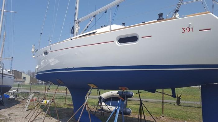 2009 Jeanneau Sun Odyssey 39i Photo 8 sur 55