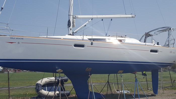 2009 Jeanneau Sun Odyssey 39i Photo 11 sur 55