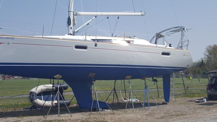 2009 Jeanneau Sun Odyssey 39i Photo 14 sur 55