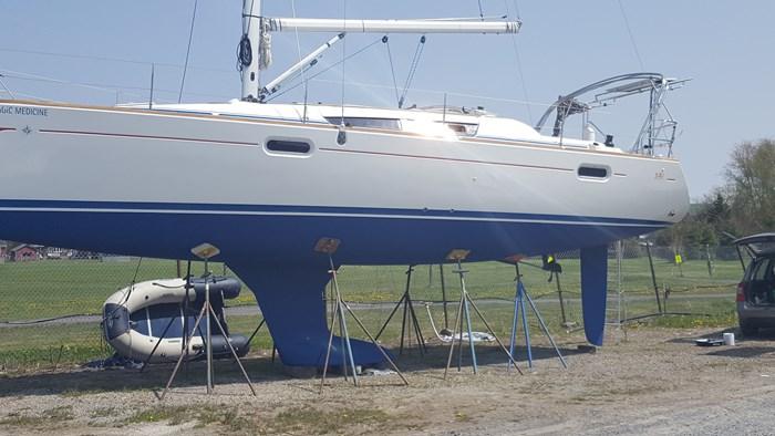 2009 Jeanneau Sun Odyssey 39i Photo 15 sur 55
