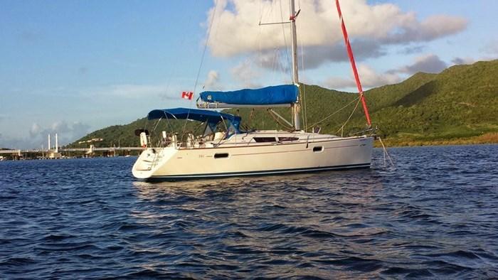 2009 Jeanneau Sun Odyssey 39i Photo 25 sur 55