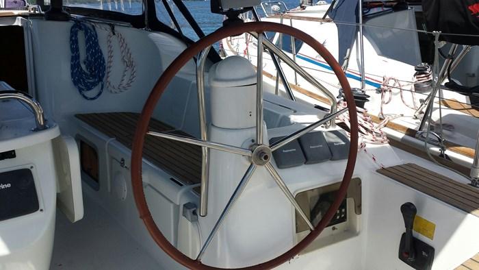 2009 Jeanneau Sun Odyssey 39i Photo 31 sur 55