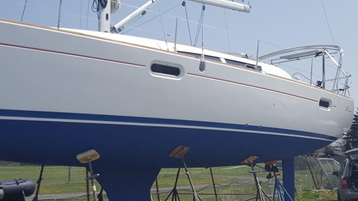 2009 Jeanneau Sun Odyssey 39i Photo 34 sur 55