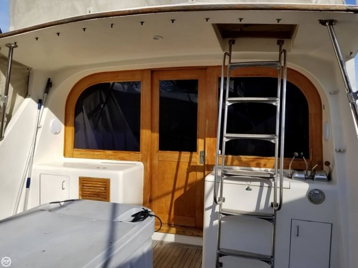 1984 Ocean Yachts 38 Super Sport Photo 6 sur 20