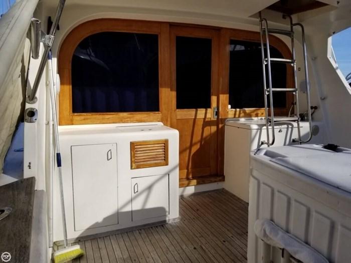 1984 Ocean Yachts 38 Super Sport Photo 7 sur 20