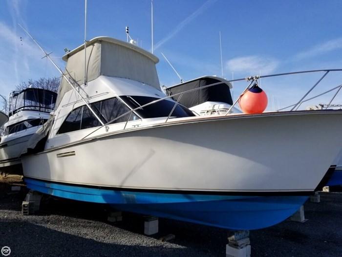 1984 Ocean Yachts 38 Super Sport Photo 14 sur 20