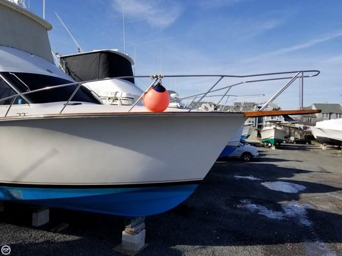 1984 Ocean Yachts 38 Super Sport Photo 16 sur 20