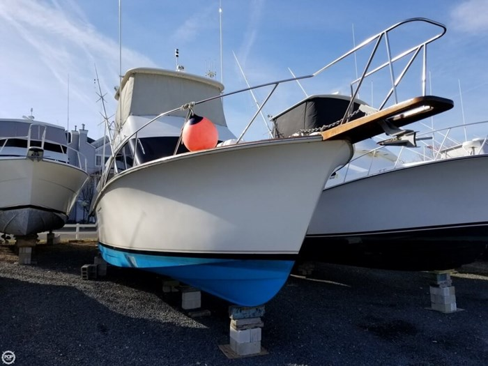 1984 Ocean Yachts 38 Super Sport Photo 17 sur 20