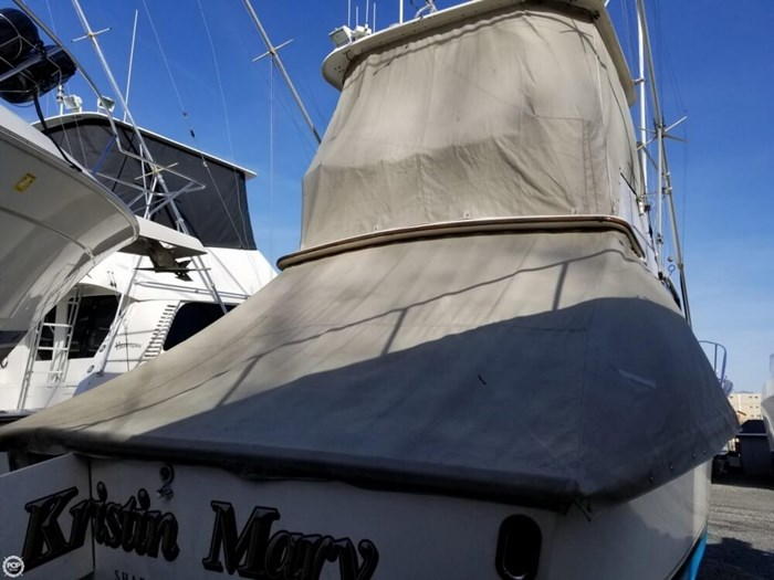 1984 Ocean Yachts 38 Super Sport Photo 20 sur 20