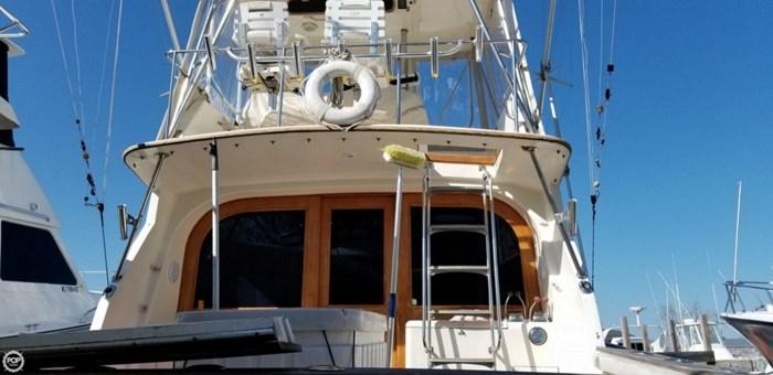 1984 Ocean Yachts 38 Super Sport Photo 10 sur 20