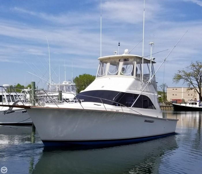 1984 Ocean Yachts 38 Super Sport Photo 3 sur 20