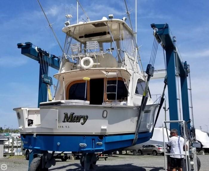 1984 Ocean Yachts 38 Super Sport Photo 4 sur 20