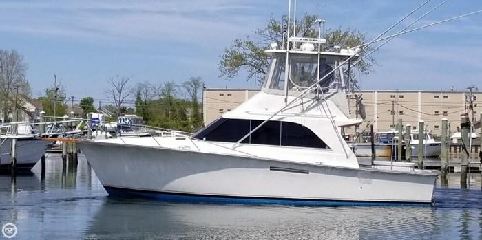 1984 Ocean Yachts 38 Super Sport Photo 5 sur 20