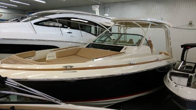 Chris-Craft LAUNCH 38 2018 New Boat for Sale in Keswick, Ontario